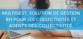 MultiGest, solution de Gestion RH pour les collectivités et agents des collectivités.