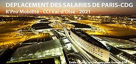Mobilité des salariés de l'aéroport Paris-Charles de Gaulle - R'Pro'Mobilité