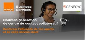 Nouvelle génération de centre de contact collaboratif