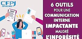 6 outils pour une communication interne impactante malgré l'infobésité