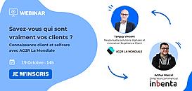 Savez-vous qui sont vraiment vos clients ? Selfcare et connaissance client avec AG2R La Mondiale