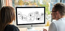 Travail hybride : 10 outils collaboratifs pour animer un groupe de travail en présentiel et distanciel !