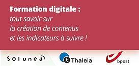 Formation digitale : tout savoir sur la création de contenus et les indicateurs à suivre !