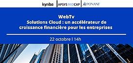 Solutions Cloud : un accélérateur de croissance financière pour les entreprises