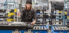 Processus d'usine : démocratiser l'outil digital pour capitaliser sur l'humain