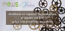 Améliorer sa capacité de production et réduire son BFR grâce à la prédiction de pannes
