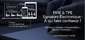 Signature Électronique : À qui faire confiance ?