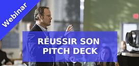 Réussir son pitch deck pour séduire les Business angels
