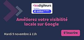 Améliorez votre visibilité locale sur Google