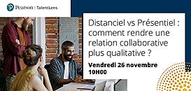 Distanciel vs Présentiel : comment rendre une relation collaborative plus qualitative ?