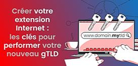 Créer votre extension Internet : les clés pour performer votre nouveau gTLD